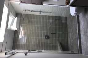 Steam shower transom (5)