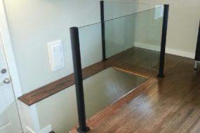 interior post railing