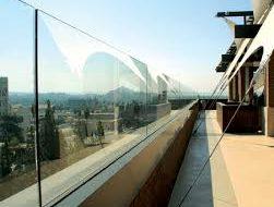outdoor wind screen